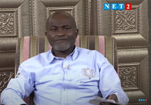 Kennedy Ohene Agyapong is MP for Assin Central