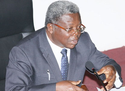 Justice of the Supreme Court, Yaw Appau
