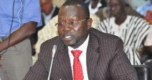 Dr Dominic Akuritinga Ayine