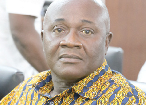 Dan Kwaku Botwe, Minister of Regional Reorganization and Development
