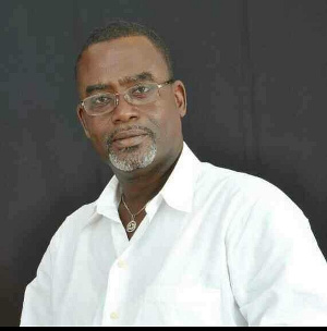 Eastern Regional Chairman Of NPP,  Kiston Akomeng Kissi 5
