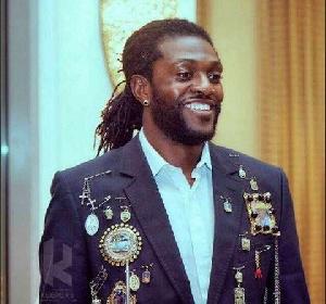 Togolese footballer, Sheyi Emmanuel Adebayor