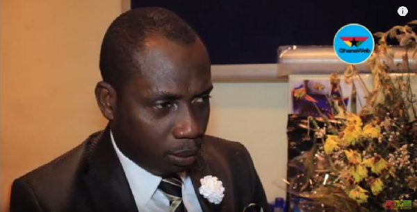 Counsellor George Lutterodt