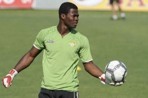 Goalkeeper Razak Brimah