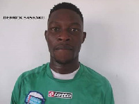 Derrick Sasraku has been branded troublesome by the top brass of Aduana Stars