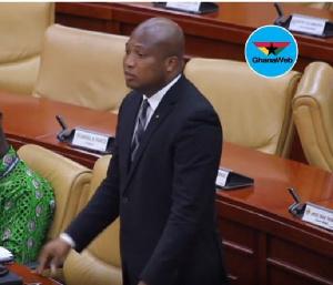 Samuel Okudzeto Ablakwa, MP, North Tongu Constituency