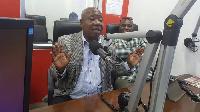 Bernard Allotey Jacobs, Central Regional Chairman of NDC