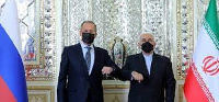Lavrov urged haste in talks on a future for the Iran nuclear deal