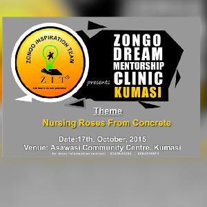 Zongo Dream Mentorship Clinic in Kumasi