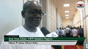 Nana Fredua Ofori-Atta, 2nd Vice Chair, NPP - Eastern region