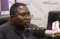 Member of Parliament for Keta Constituency, Richard Quashigah