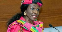 Former First Lady Nana Konadu Agyeman-Rawlings