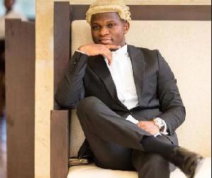NDC Communications Officer, Sammy Gyamfi