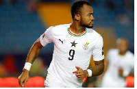 Jordan Ayew has scored 2 goals for Ghana at the AFCON