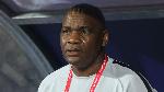 South Africa head coach Molefi Ntseki