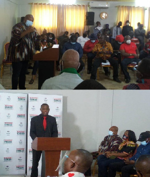 NDC has launched a campaign against the deployment