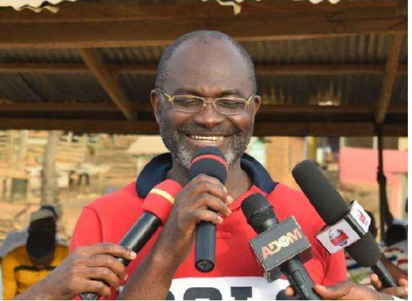 Kennedy Agyapong donates to National Security to fight coronavirus