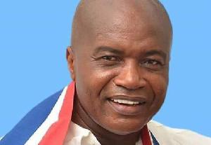 Stephen Ayesu Ntim, Aspiring National Chairman of the New Patriotic Party