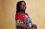 Nana Ama Dadzie is a backing vocalist