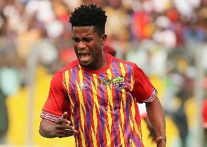 Hearts of Oak forward Afriyie Barnieh