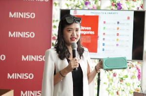 According to Merchandising Manager, I-Hsin Chen, MINISO is not just a brand, but a way of life