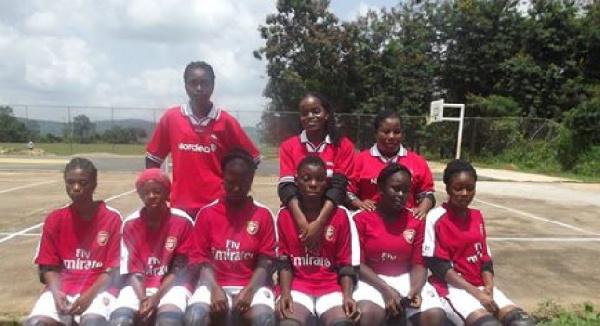National Goalball team