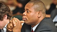 Franklin Cudjoe, Founding President of policy think tank IMANI