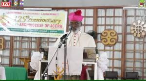 Most Reverend Charles Gabriel Palmer-Buckle, Metropolitan Archbishop of Accra