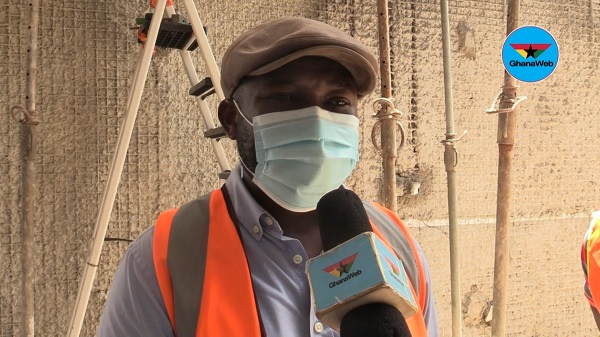 GH¢7m needed in donations to complete 100-bed infectious disease facility – Senyo Hosi