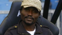 Former Black Stars player, Laryea Kingston