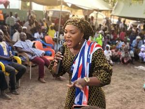 NPP Parliamentary Candidate for Sagnarigu, Felicia Tetteh