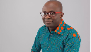 Akwasi Aboagye, is the host of Peace FM Entertainment Review Show