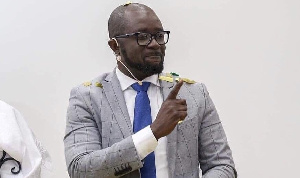 Kurt Okraku, GFA president