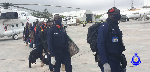 147 Police officers have been deployed to AMISOM in Somalia