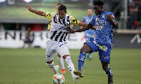 The on-loan Red Bulls player has impressed since joining Sturm Graz