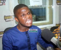 Sammy Gyamfi, National Communications Officer of the National Democratic Congress
