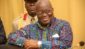 President of Ghana, Nana Addo Dankwa Akufo-Addo