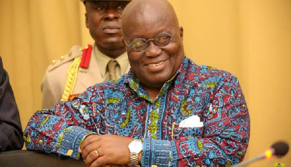 Chief of Axim commends President Akufo-Addo for the introduction of Free SHS