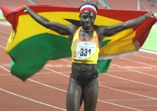 Youth losing interest in athletics due to poor treatment - Margaret Simpson