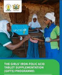 GIFTS is a collaborative initiative to weekly provide iron and folic acid supplements to adolescents