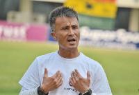 Kenichi coached Accra Hearts of Oak two seasons ago