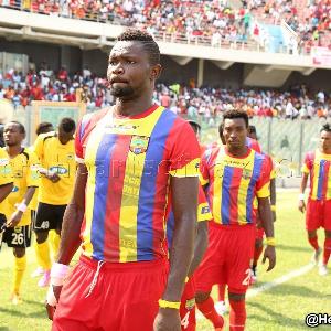 Former Hearts of Oak defender,Vincent Atinga