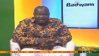 Omanhene Kwabena Asante - Host of Badwam