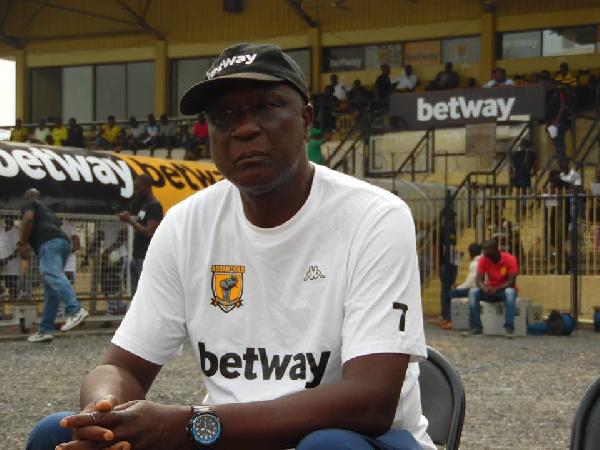 I am ready to work with any club - Bashir Hayford
