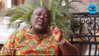 NDC Former General Secretary, Koku Anyidoho