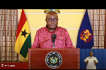 President Akufo-Addo says he will not legalise same-sex marriage