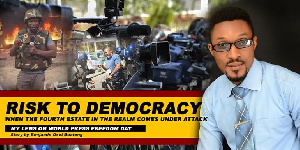 There is an alarming rate of attacks on journalists in Ghana