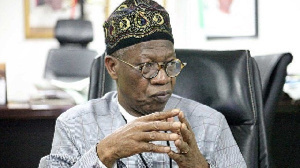 Lai Mohammed be di Nigeria minister of information and culture