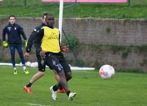 Defender Jonathan Mensah returns to training