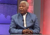 Enoch Teye Mensah